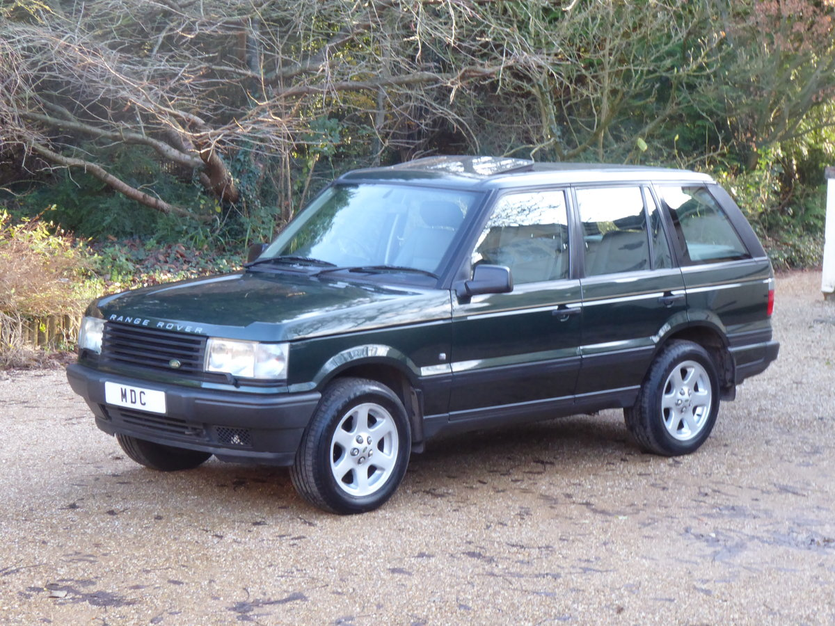 1996 P38 DSE 20x Land Rover Services, Just serviced + MOT SOLD (picture 1 of 6)