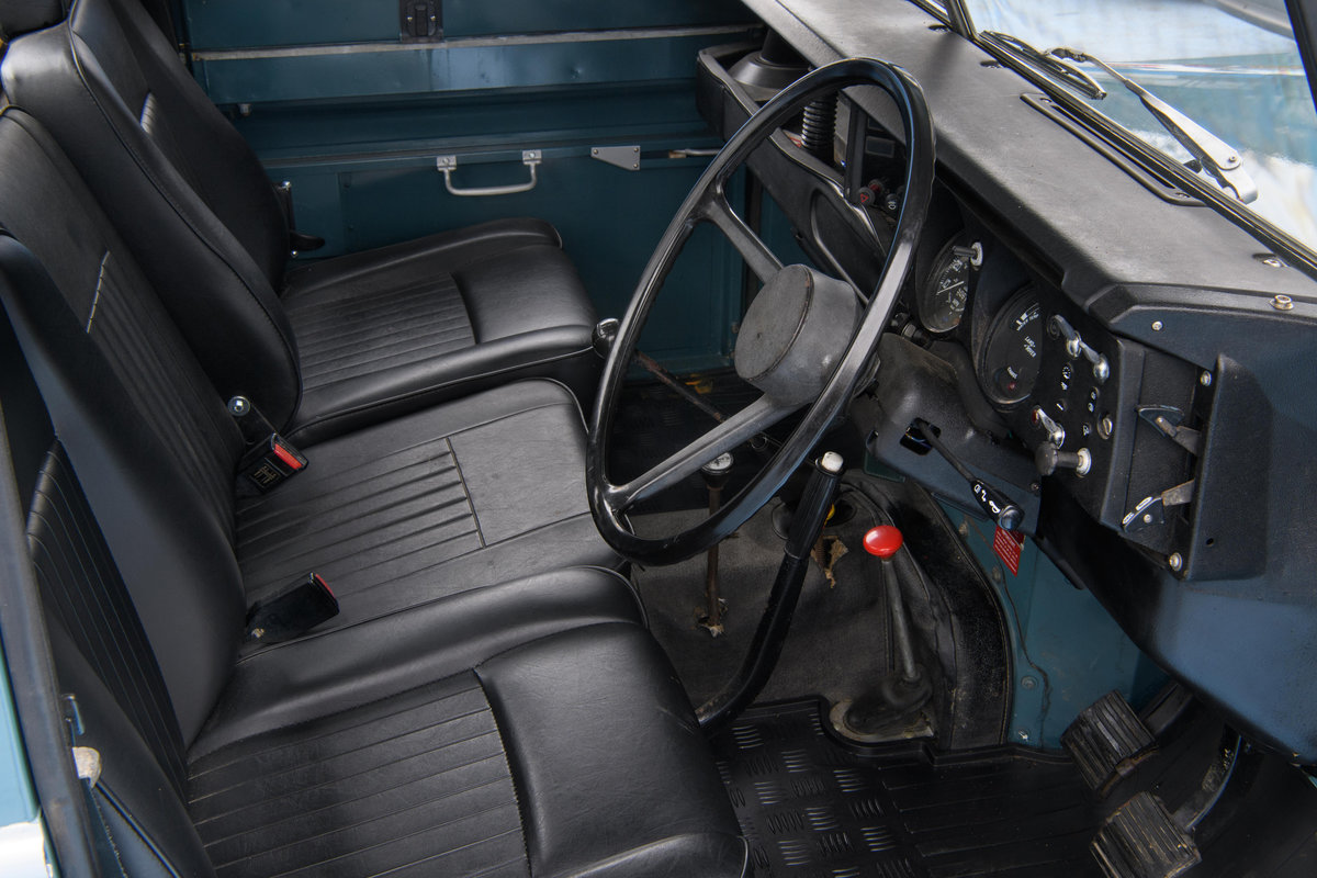 1983 Land Rover Defender Series 3 Pickup For Sale (picture 11 of 12)