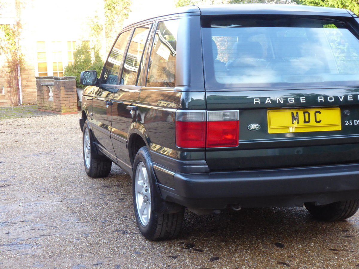 1996 P38 DSE 20x Land Rover Services, Just serviced + MOT SOLD (picture 4 of 6)