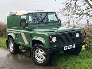 1996 Land Rover Defender 300 Tdi Glavanised Chassis