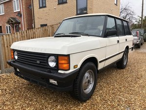 1989 Range Rover Classic 3.9V8, LHD For Sale