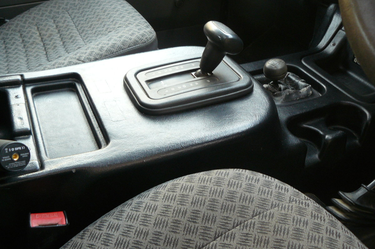 1999 LAND ROVER DEFENDER 90 AUTOMATIC For Sale (picture 6 of 6)