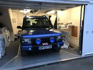 2003 Land rover discovery 2 v8 - zero rot !!  77k For Sale