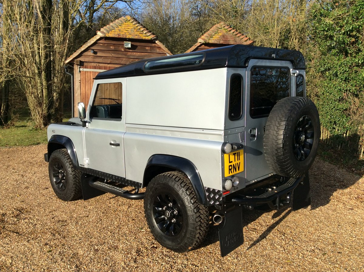 2011 Land Rover Defender 90 X - Tech Twisted DEPOSIT TAKEN SOLD (picture 2 of 6)