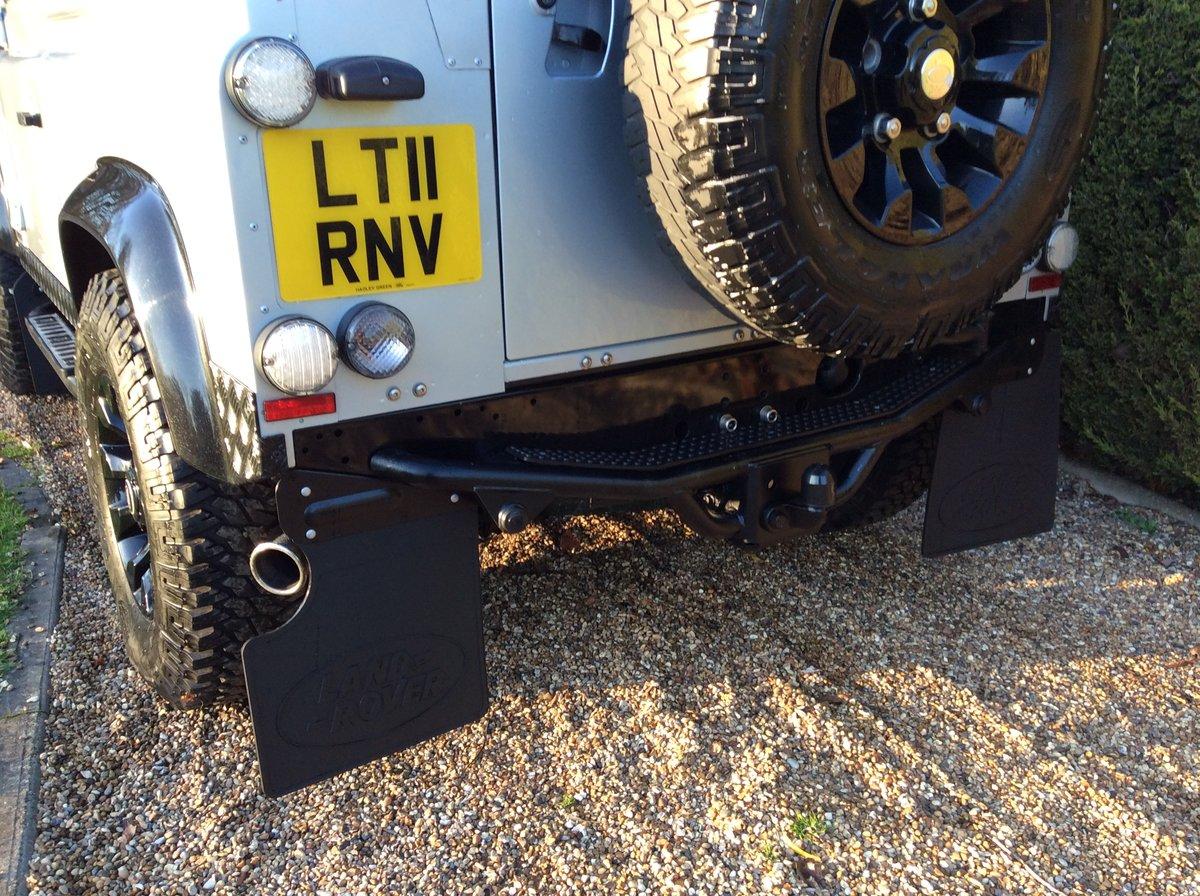 2011 Land Rover Defender 90 X - Tech Twisted DEPOSIT TAKEN SOLD (picture 4 of 6)