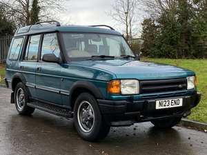 1996 Land Rover Discovery 1 3.9 V8 ES Automatic - 44,000 miles For Sale