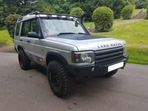 2003 LAND ROVER DISCOVERY II TD5 AUTOMATIC OFF ROADER For Sale