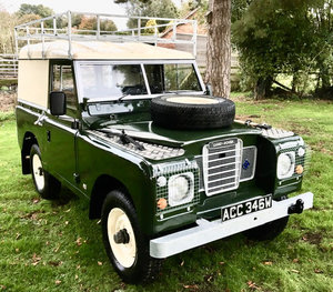 1981 Land-Rover Series 3 88 For Sale