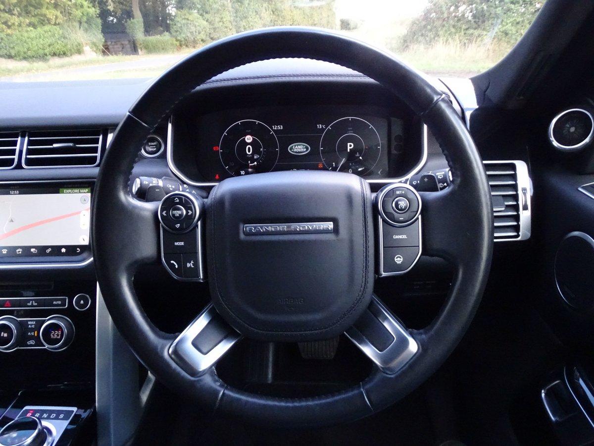2016 Land Rover  RANGE ROVER  4.4 SDV8 VOGUE SE 2017 MODEL EU6 8  For Sale (picture 8 of 24)