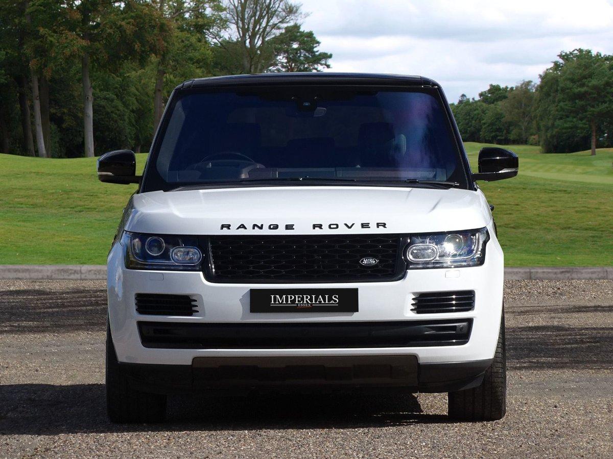 2016 Land Rover  RANGE ROVER  4.4 SDV8 VOGUE SE 2017 MODEL EU6 8  For Sale (picture 11 of 24)