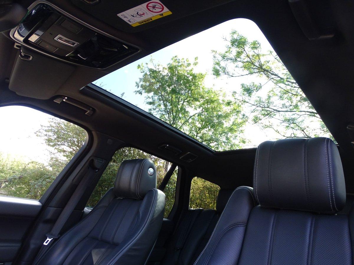 2016 Land Rover  RANGE ROVER  4.4 SDV8 VOGUE SE 2017 MODEL EU6 8  For Sale (picture 14 of 24)