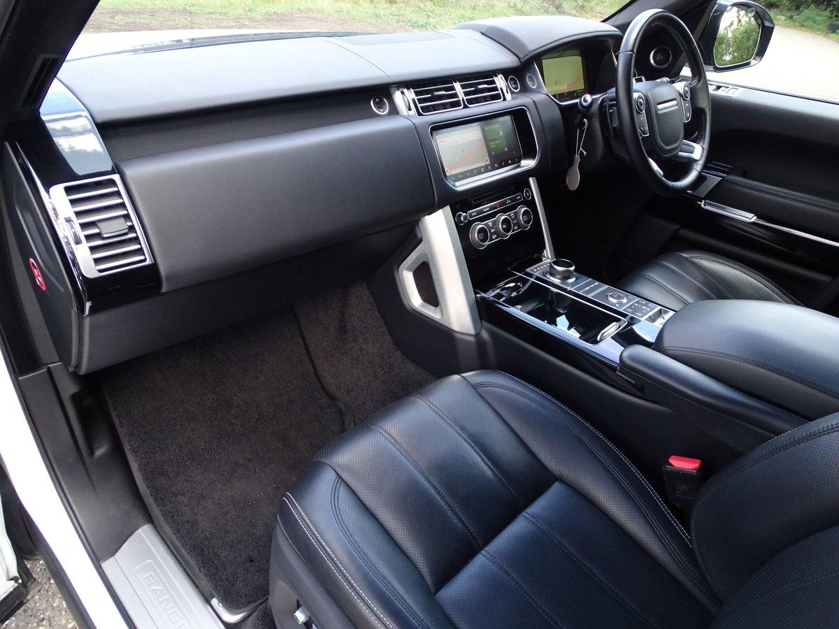 2016 Land Rover  RANGE ROVER  4.4 SDV8 VOGUE SE 2017 MODEL EU6 8  For Sale (picture 17 of 24)