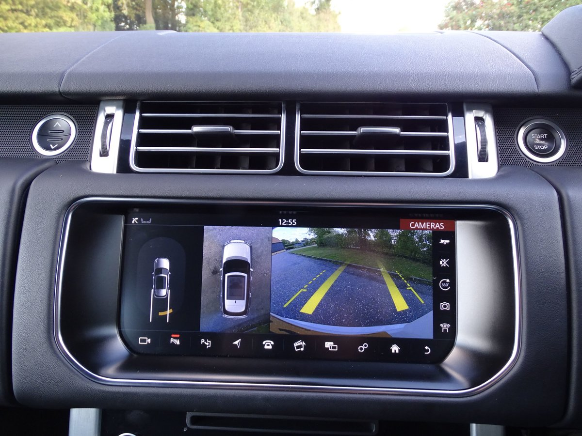 2016 Land Rover  RANGE ROVER  4.4 SDV8 VOGUE SE 2017 MODEL EU6 8  For Sale (picture 20 of 24)