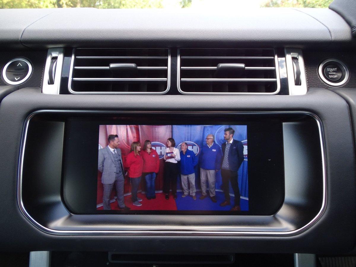 2016 Land Rover  RANGE ROVER  4.4 SDV8 VOGUE SE 2017 MODEL EU6 8  For Sale (picture 24 of 24)