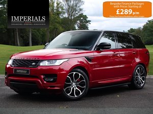 2016 Land Rover  RANGE ROVER SPORT  4.4 SDV8 AUTOBIOGRAPHY DYNAMI For Sale
