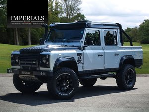 2010 Land Rover  DEFENDER 110  2.4 TDI COUNTY DOUBLE CAB PICK UP