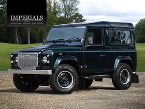 Land Rover  DEFENDER 90  TD XS STATION WAGON NO VAT 2012 MOD