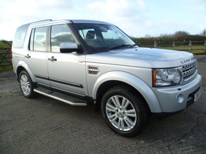 2010 Discovery 4 TDV6 HSE Auto For Sale