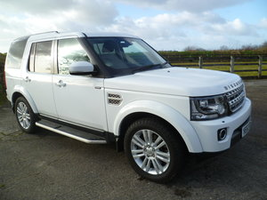 2013 Discovery 4 SDV6 HSE Auto 8 Speed For Sale