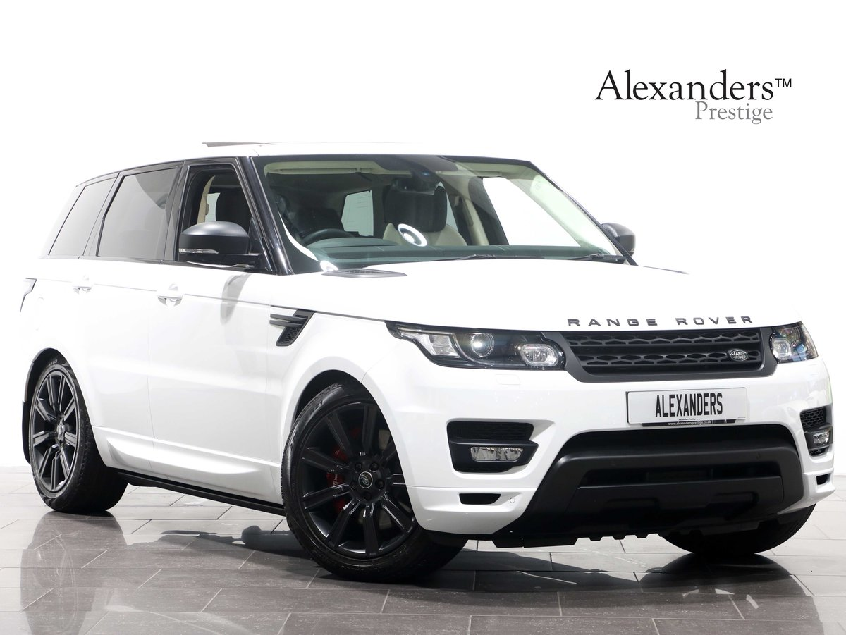 2015 15 15 RANGE ROVER SPORT AUTOBIOGRAPHY DYNAMIC AUTO For Sale (picture 1 of 6)