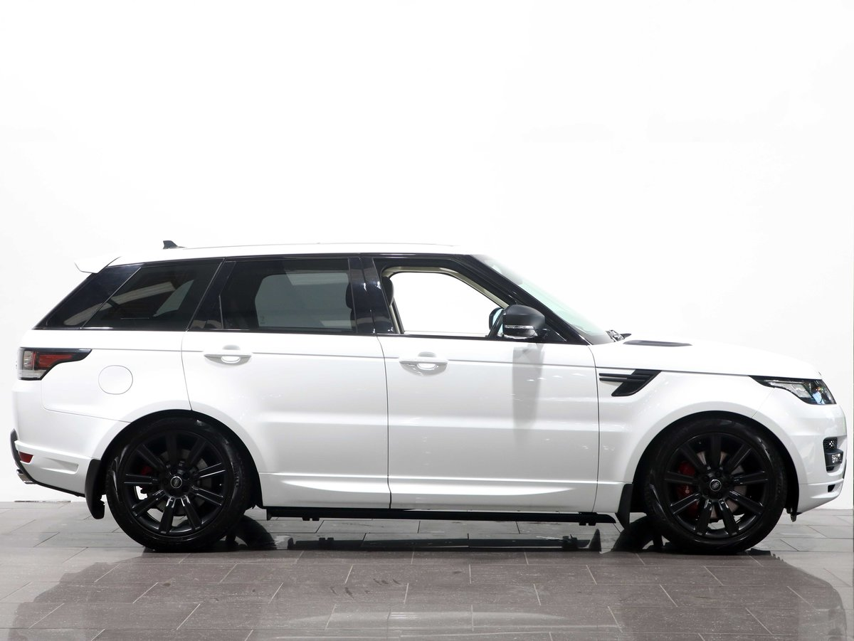 2015 15 15 RANGE ROVER SPORT AUTOBIOGRAPHY DYNAMIC AUTO For Sale (picture 2 of 6)
