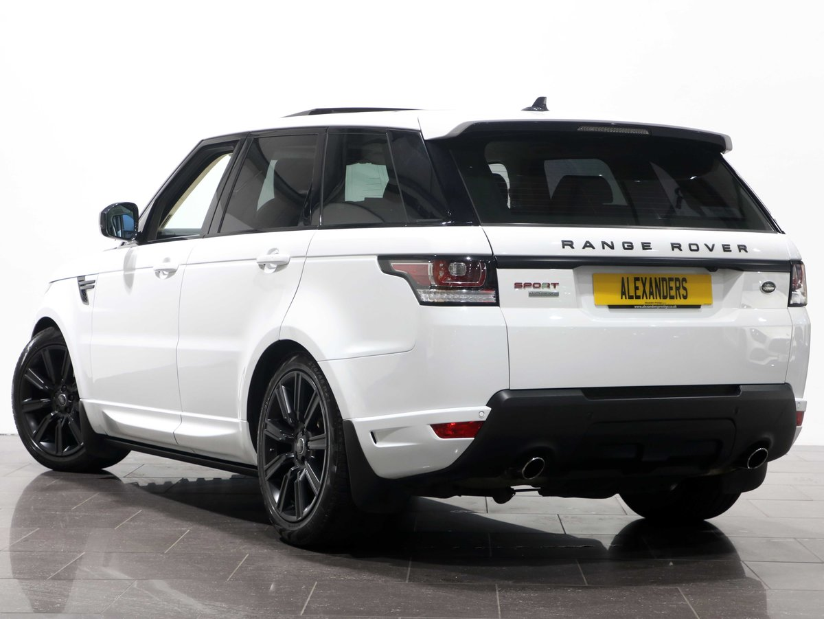 2015 15 15 RANGE ROVER SPORT AUTOBIOGRAPHY DYNAMIC AUTO For Sale (picture 3 of 6)
