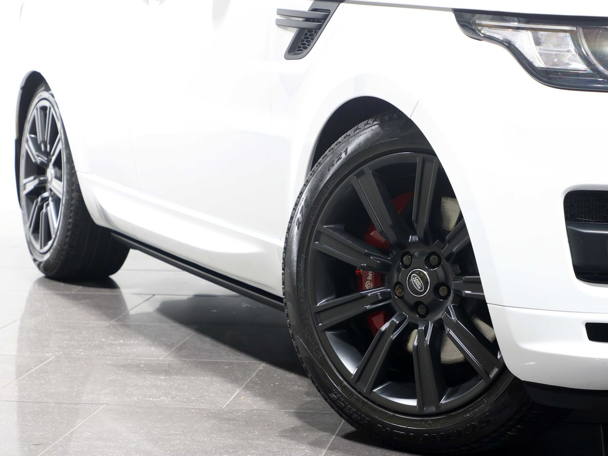 2015 15 15 RANGE ROVER SPORT AUTOBIOGRAPHY DYNAMIC AUTO For Sale (picture 4 of 6)