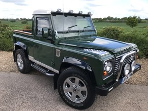 Defender Fully restored