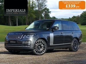2018 Land Rover  RANGE ROVER  4.4 SDV8 AUTOBIOGRAPHY 2019 MODEL A For Sale