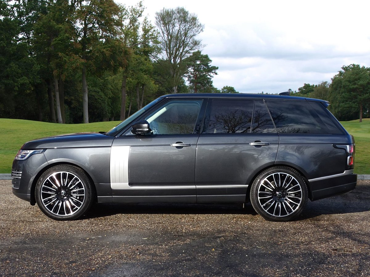 2018 Land Rover  RANGE ROVER  4.4 SDV8 AUTOBIOGRAPHY 2019 MODEL A For Sale (picture 2 of 24)