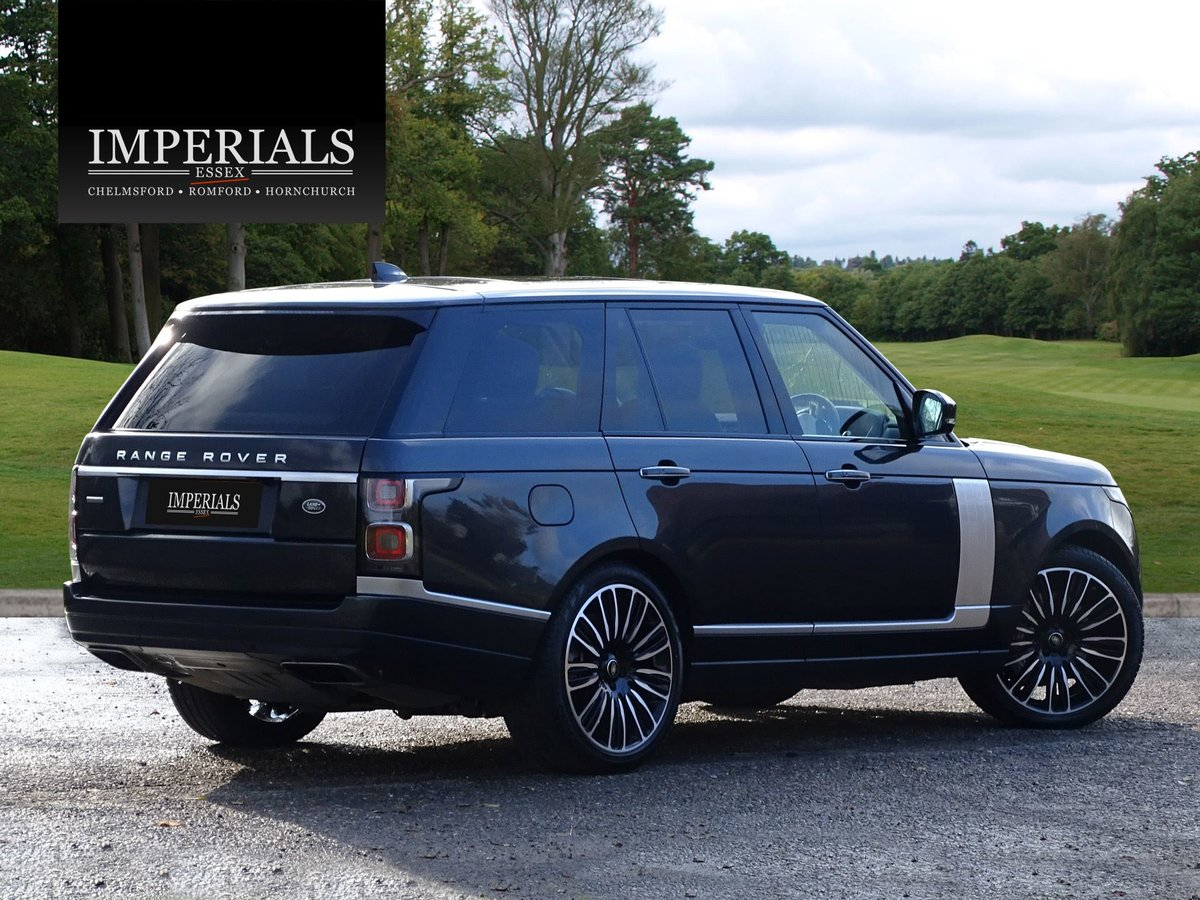 2018 Land Rover  RANGE ROVER  4.4 SDV8 AUTOBIOGRAPHY 2019 MODEL A For Sale (picture 4 of 24)