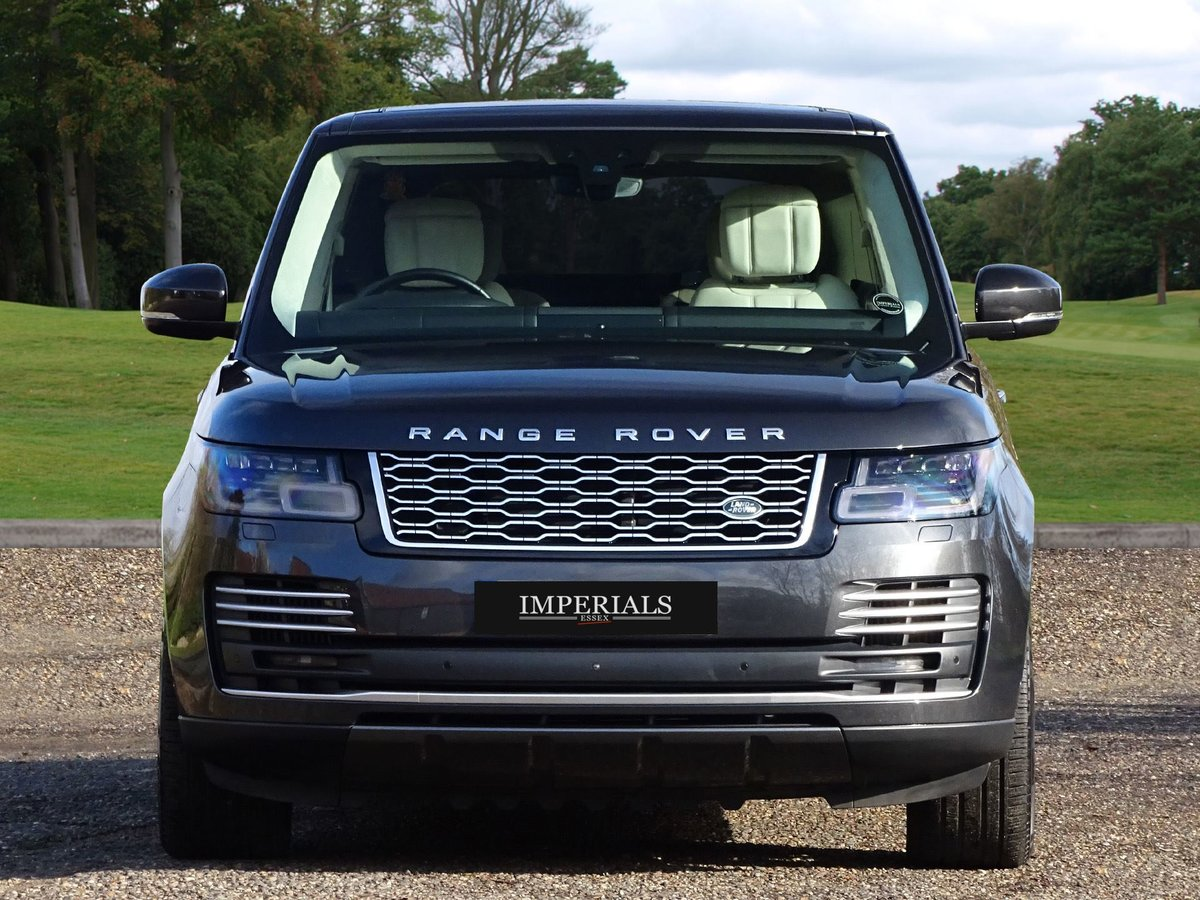 2018 Land Rover  RANGE ROVER  4.4 SDV8 AUTOBIOGRAPHY 2019 MODEL A For Sale (picture 10 of 24)