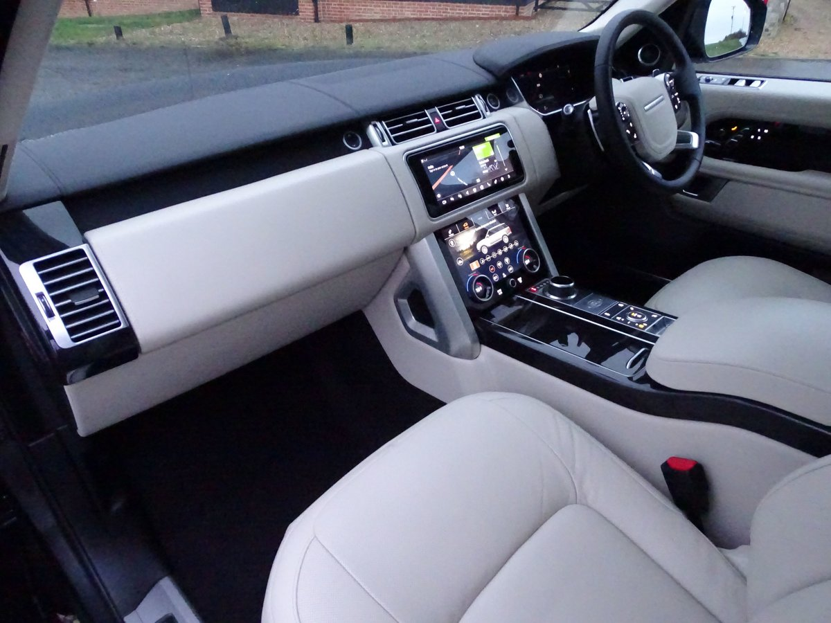 2018 Land Rover  RANGE ROVER  4.4 SDV8 AUTOBIOGRAPHY 2019 MODEL A For Sale (picture 13 of 24)