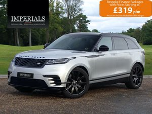 2019 Land Rover  RANGE ROVER VELAR  D240 R-DYNAMIC HSE EU6 8 SPEE For Sale
