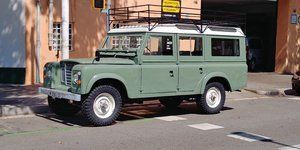 LAND ROVER 109 SERIE 3