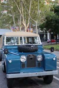 1969 LAND ROVER 88 serie 2