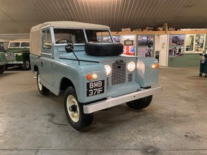 1968 Land Rover® Series 2a *MOT & Tax Exempt* (BMB) RESERVED SOLD