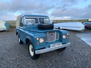 Picture of 1983 Land Rover® Series 3 *Rebuilt Truck Cab* (KSH) SOLD SOLD