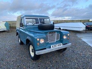 1983 Land Rover® Series 3 *Rebuilt Truck Cab* (KSH) For Sale