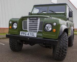 1973 Land Rover Series 3 Station Wagon 2.25 petrol