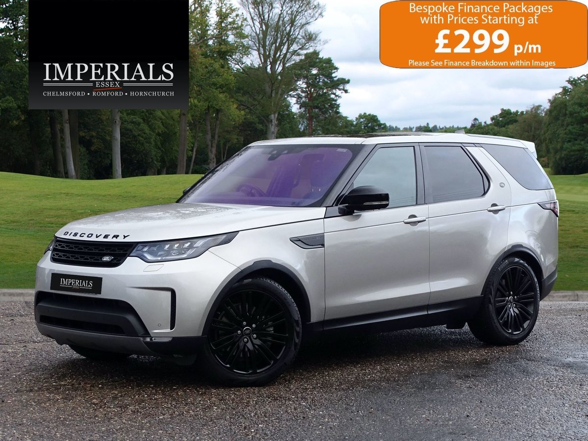 2018 Land Rover  DISCOVERY  3.0 TD6 HSE LUXURY 7 SEATER 8 SPEED A For Sale (picture 1 of 24)