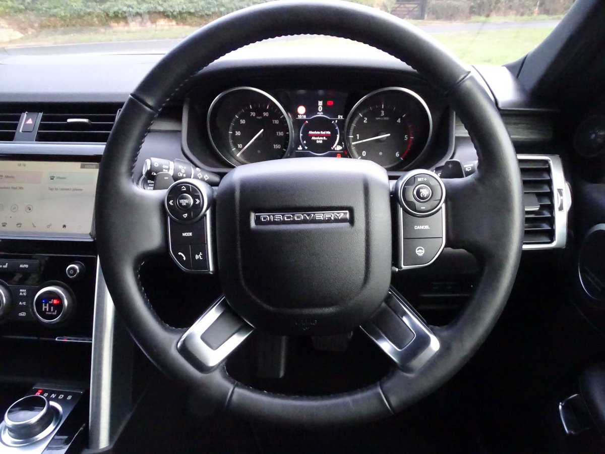 2018 Land Rover  DISCOVERY  3.0 TD6 HSE LUXURY 7 SEATER 8 SPEED A For Sale (picture 7 of 24)