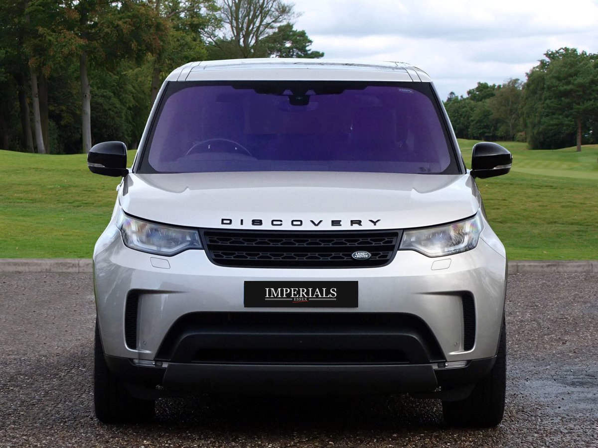2018 Land Rover  DISCOVERY  3.0 TD6 HSE LUXURY 7 SEATER 8 SPEED A For Sale (picture 9 of 24)