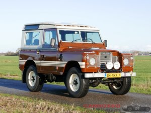 1984 Land Rover 88 Series 3 County Body-off restored For Sale