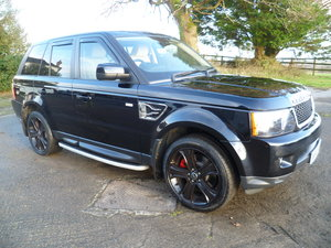 2012 Range Rover Sport HSE LUXUARY For Sale