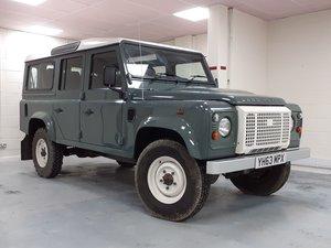 2013 63 reg Land Rover Defender 110 2.2 tdci For Sale