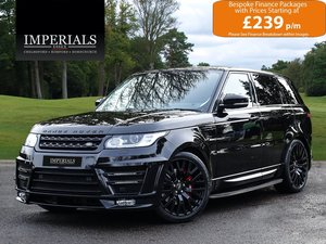 2013 Land Rover  RANGE ROVER SPORT  3.0 SDV6 HSE WITH ULTIMATE ST For Sale