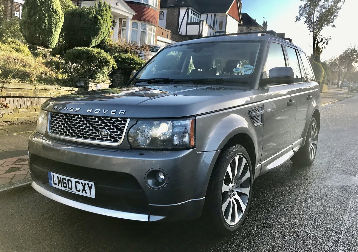 2011  Range Rover Sport 5.0 Litre S/C Autobiography  For Sale (picture 1 of 6)
