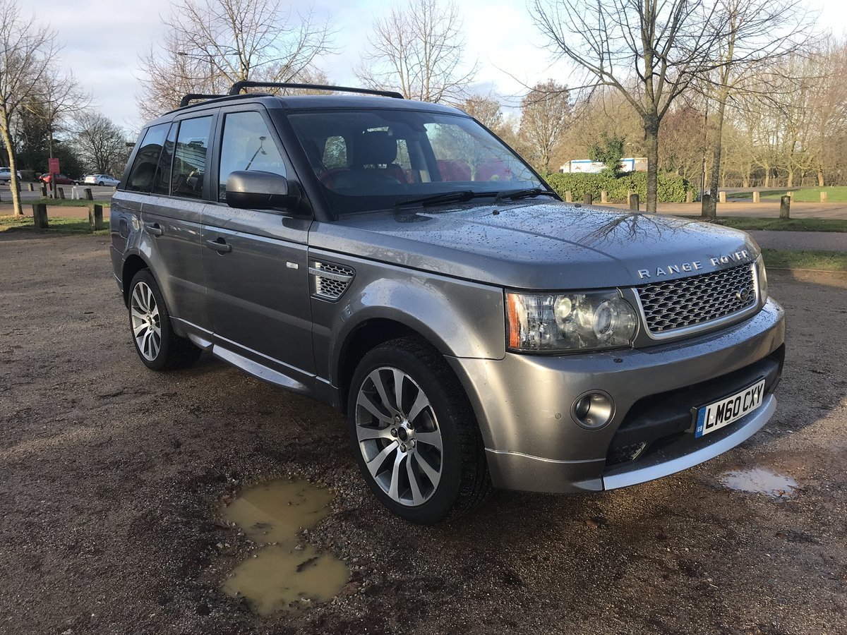 2011  Range Rover Sport 5.0 Litre S/C Autobiography  For Sale (picture 2 of 6)