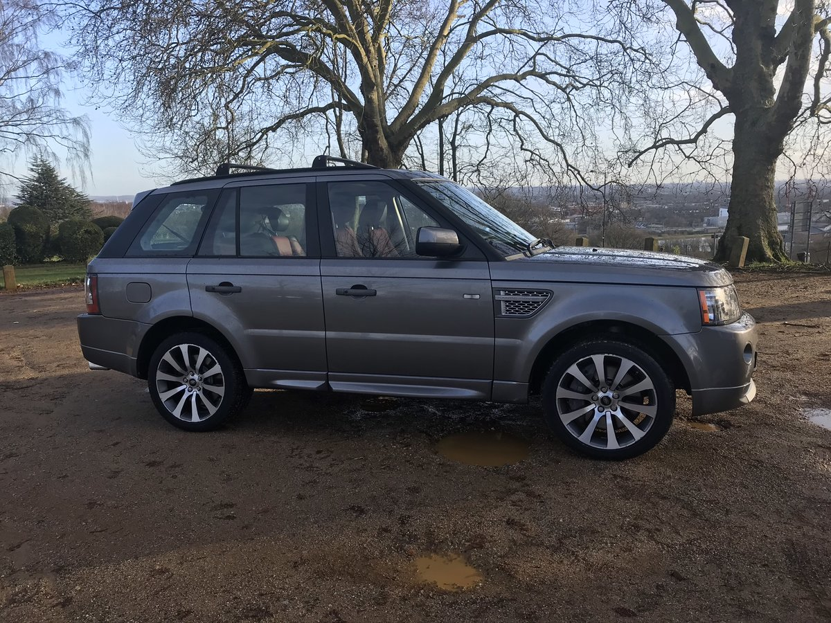 2011  Range Rover Sport 5.0 Litre S/C Autobiography  For Sale (picture 3 of 6)